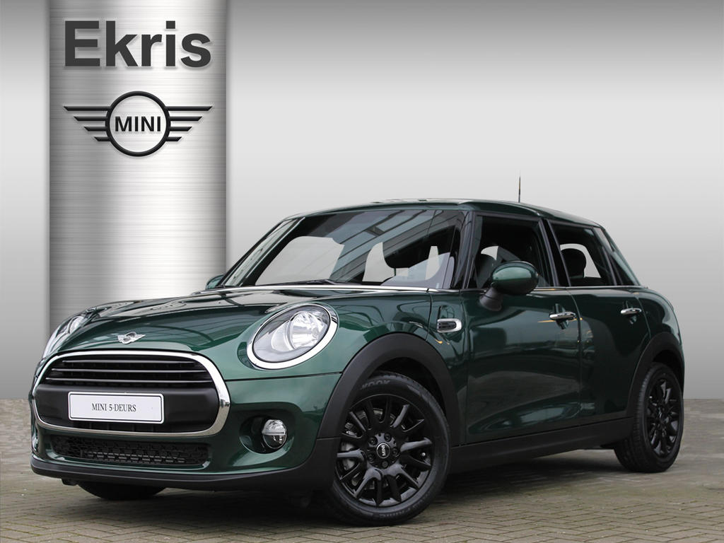 Mini 5-deurs One aut. pepper + business 'gratis automaat'
