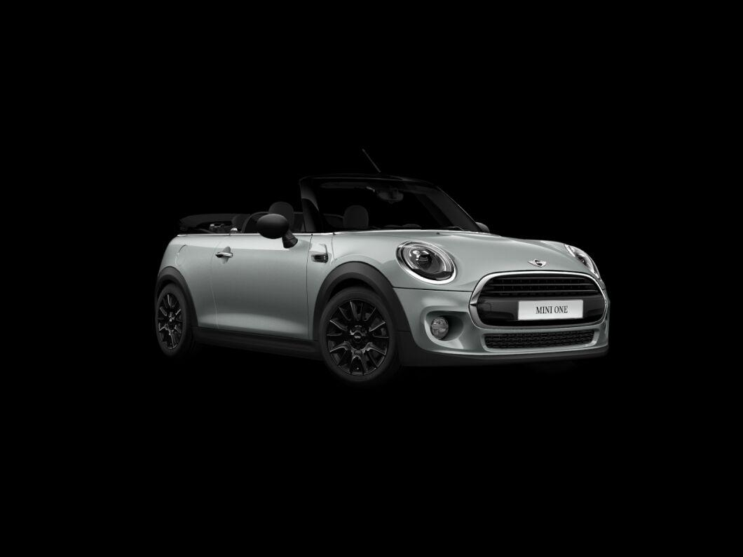Mini Cabrio One wired + jcw interieur + always open pakket
