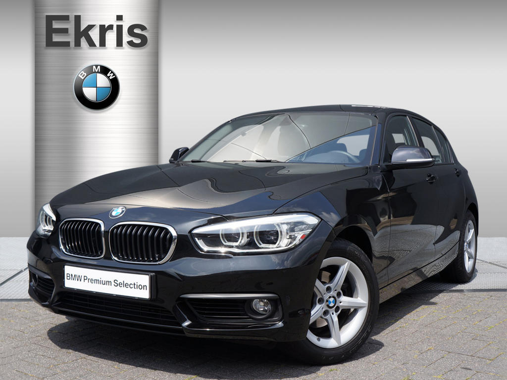 Bmw 1 serie 118d 5-deurs aut. executive