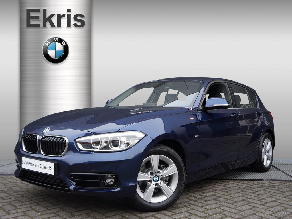 Bmw 1 serie 118d aut. high executive sport line