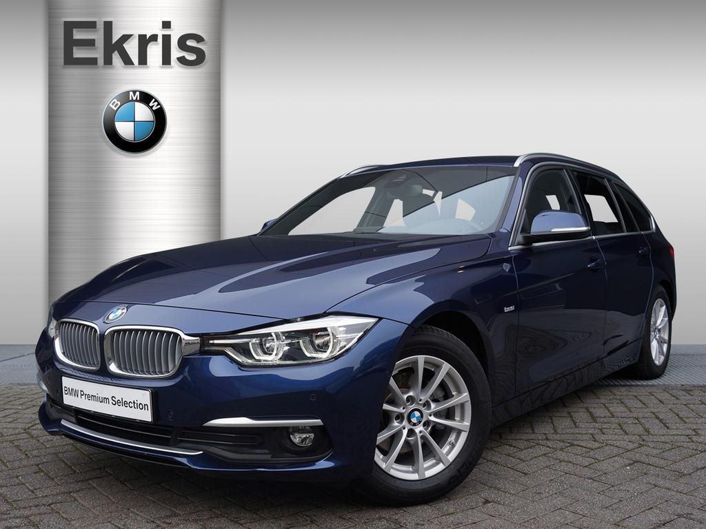 Bmw 3 serie 320d touring aut. high executive luxury line