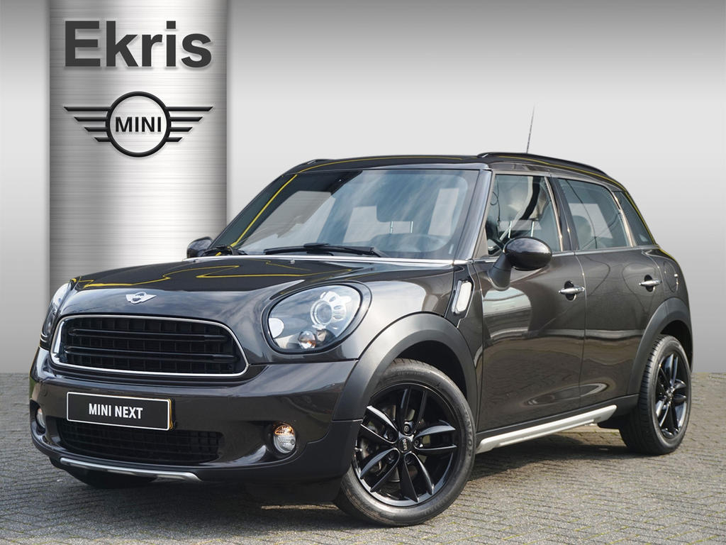 Mini Countryman One knockout edition + wired