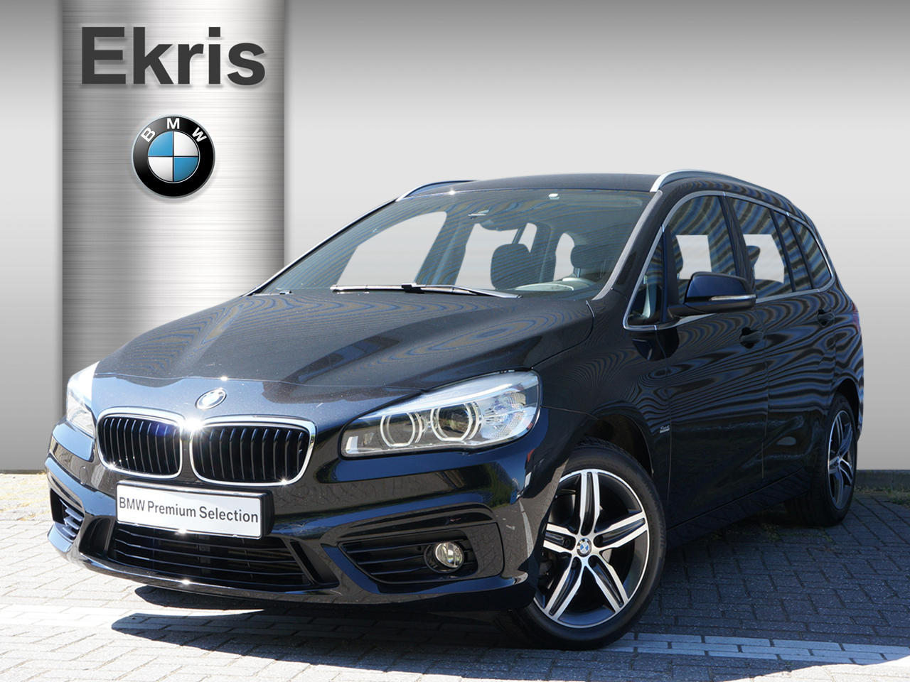Bmw 2 serie 218i gran tourer aut. executive sport line