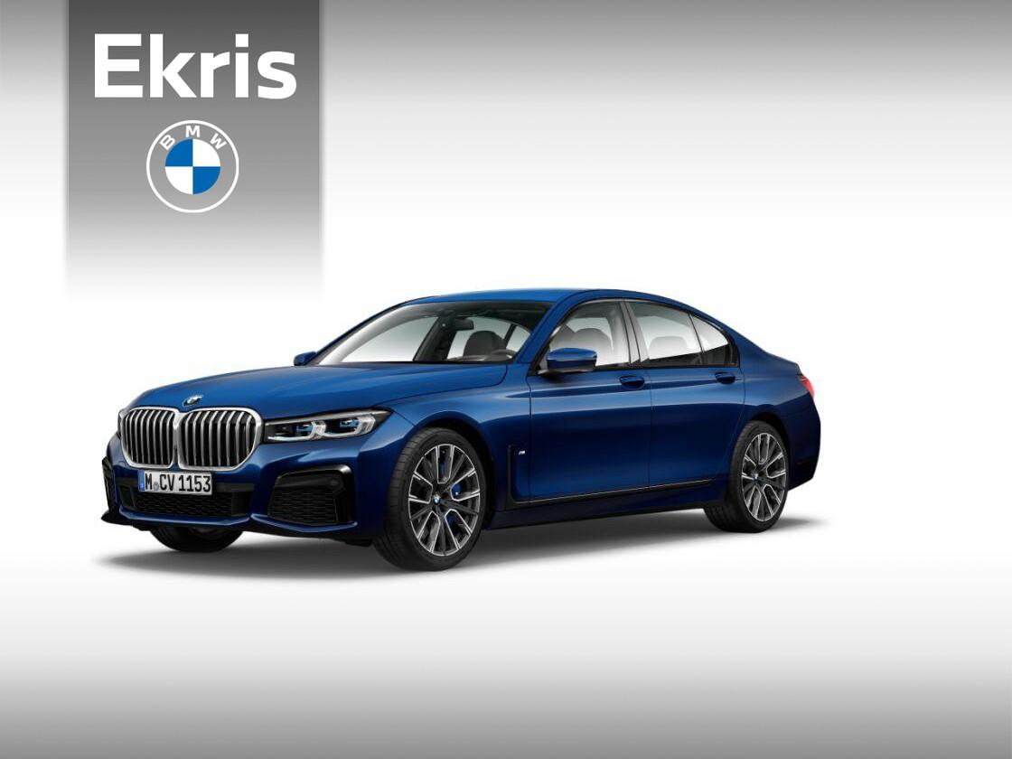 Bmw 7 serie 730d sedan high executive model m sport