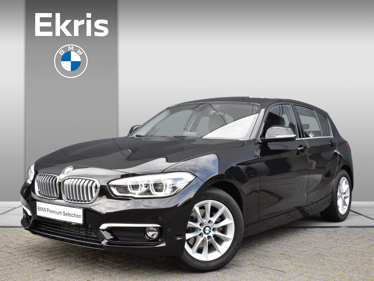 Bmw 1 serie 116i 5-deurs corporate lease executive urban line, stoelverwarming, parkeersensoren