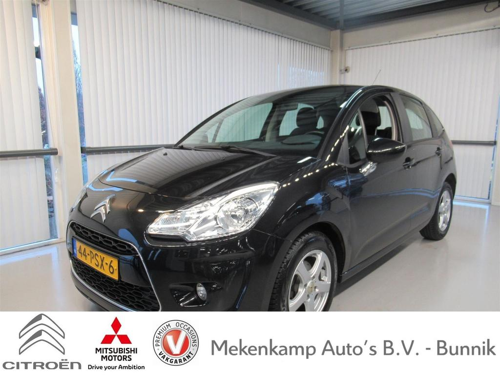"""Citroën C3 1.6 e-hdi dynamique 15""""/panoramische voorruit/airc o/pdc/radio-cd"""