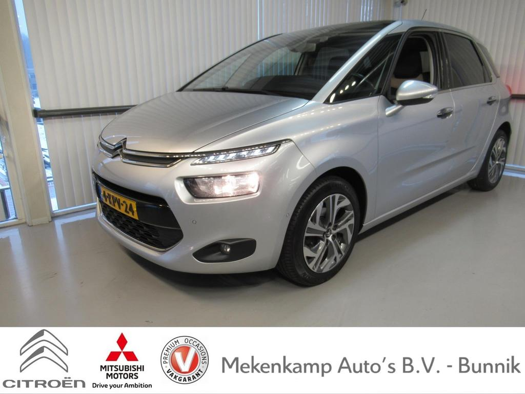 "Citroën C4 picasso 1.6 hdi business 17""/navigatie/trekhaak/camera/dodehoek/keyless/pdc v+a/climate/cruise/bluetooth"