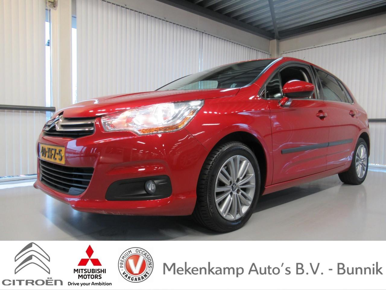"Citroën C4 1.6 vti lpg collection 16""/navigatie/pdc/bluetooth/climate/cruise"