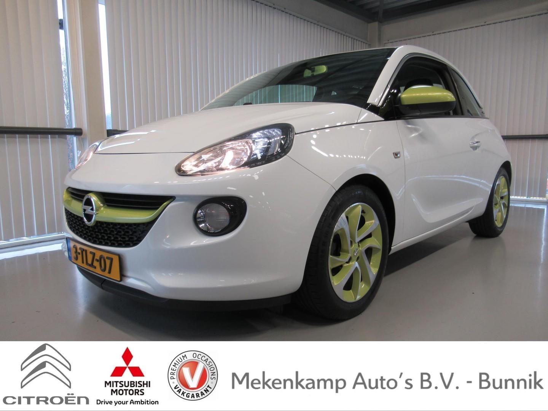 """Opel Adam 1.2 jam 16""""/airco/pdc/touchscreen/bluetooth/usb"""
