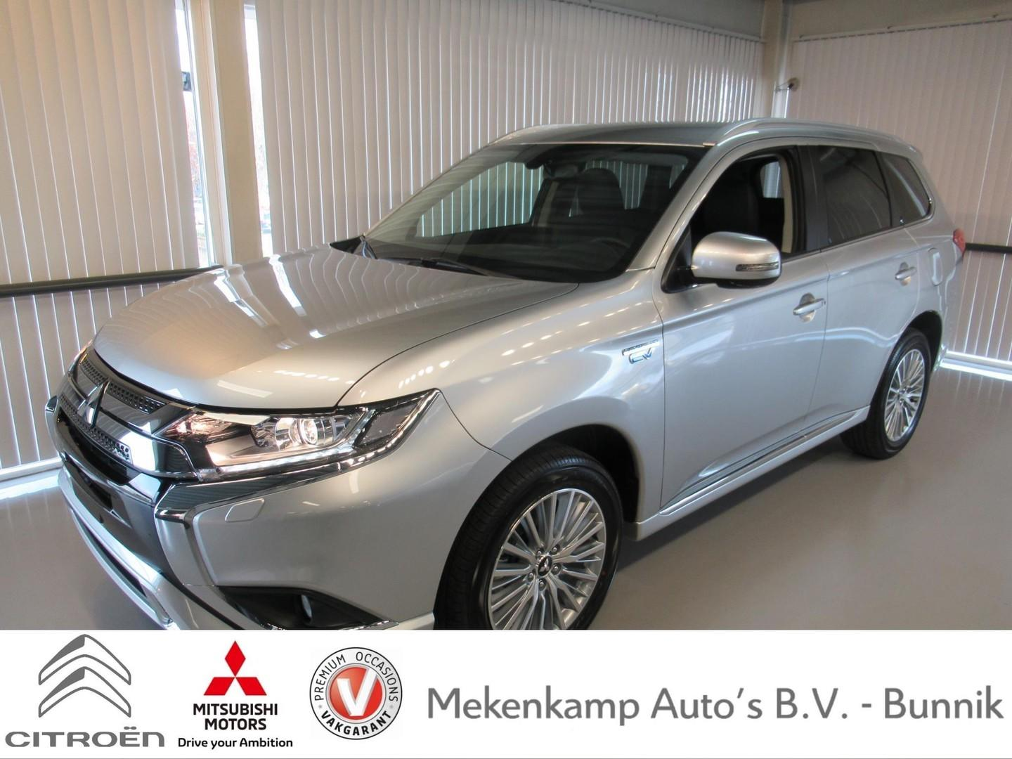"Mitsubishi Outlander 2.4 phev pure+ 18""/apple carplay & android auto/camera/keyless/climate/cruise"