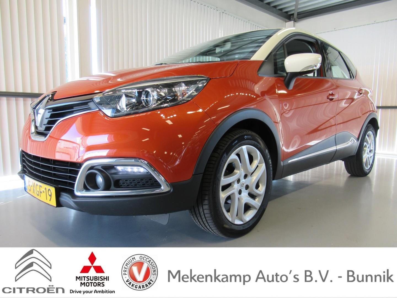 """Renault Captur 0.9 tce dynamique 17""""/camera/navigatie/pdc/cruise/climate/bluetooth"""