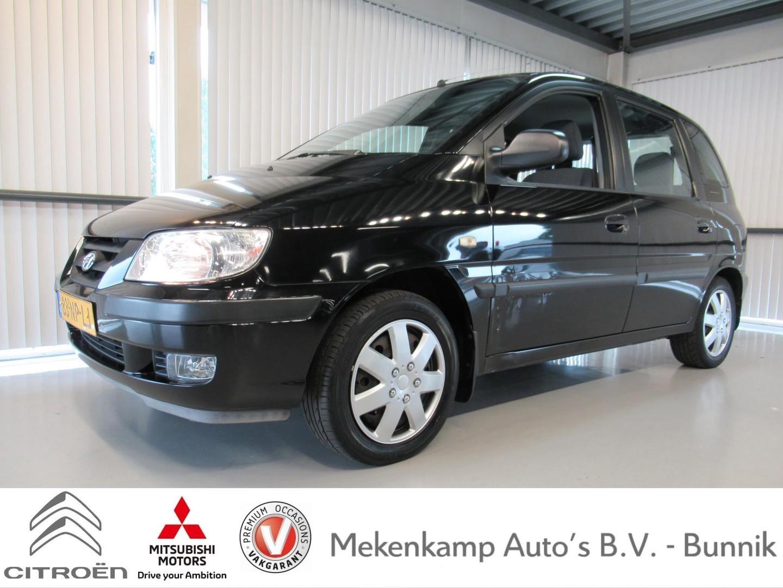 Hyundai Matrix 1.6i gl young airco/trekhaak/radio/cd/usb