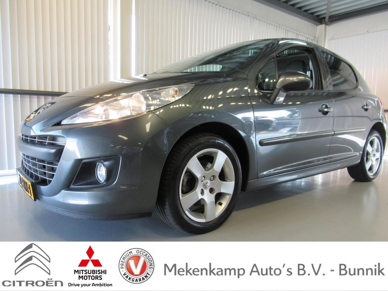 "Peugeot 207 1.6 vti allure 16""/navigatie/panoramadak/pdc/climate/cruise"
