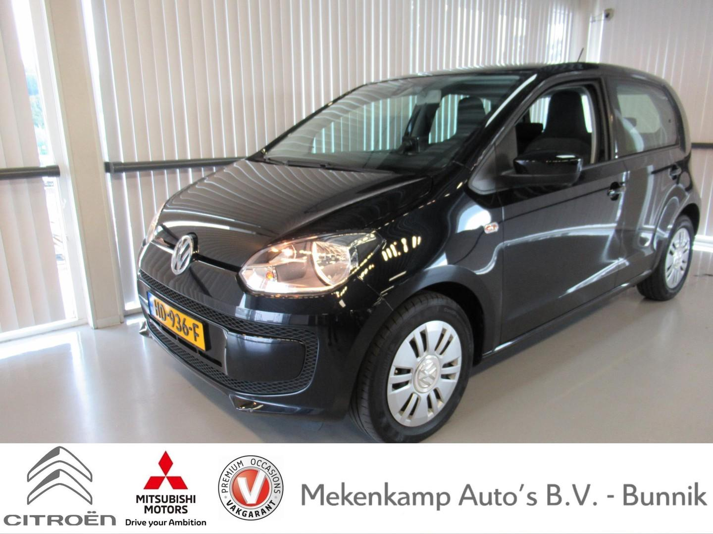 Volkswagen Up! 1.0 move up! bluemotion 5drs airco/navigatie/bluetooth/radio-cd