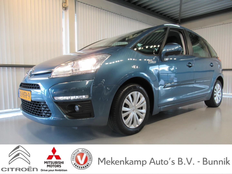 Citroën C4 picasso 1.6 vti tendance trekhaak/pdc/bluetooth/climate/cruise/elektrische spiegels