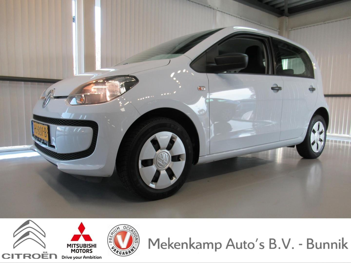 Volkswagen Up! 1.0 take up! 5drs airco/centrale vergrendeling/radio-cd