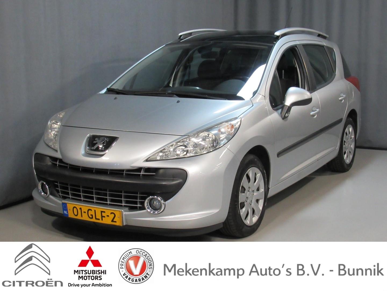 Peugeot 207 Sw 1.6 vti xs panoramadak/trekhaak/climate