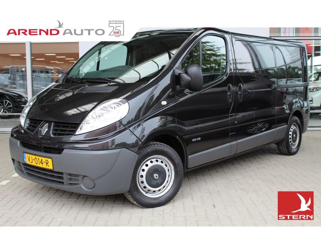 Renault Trafic Gb 1.6 dci 115pk l2h1 t29 comfort
