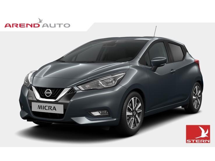 Nissan Micra 0.9 ig-t 90pk n-way