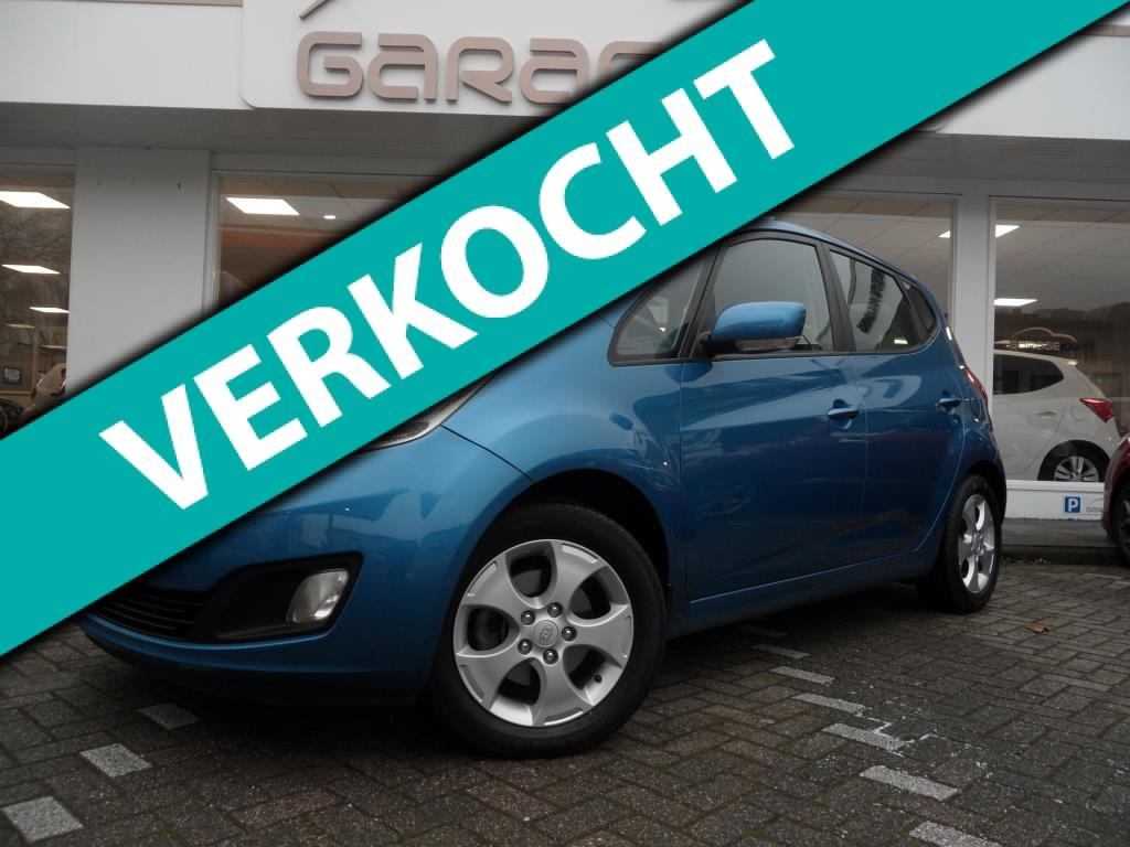 Kia Venga 1.4 x-ecutive nl auto/climate/cruise/bluetooth/leer