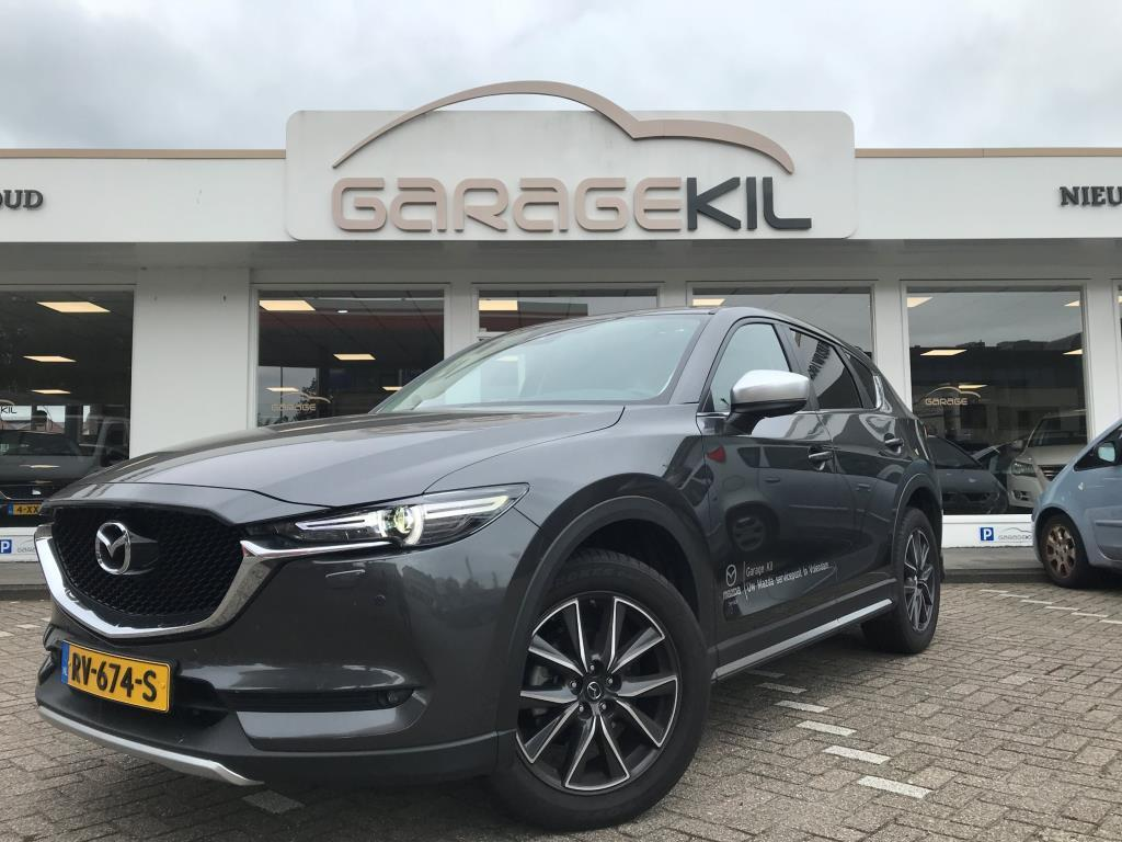 Mazda Cx-5 2.0 skyactiv-g 165pk ts+ bose leatherpack automaat demo actie