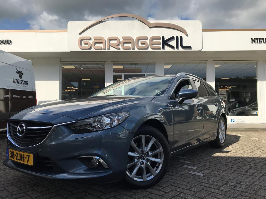 Mazda 6 Sportbreak 2.0 ts+ lease pack org. nl
