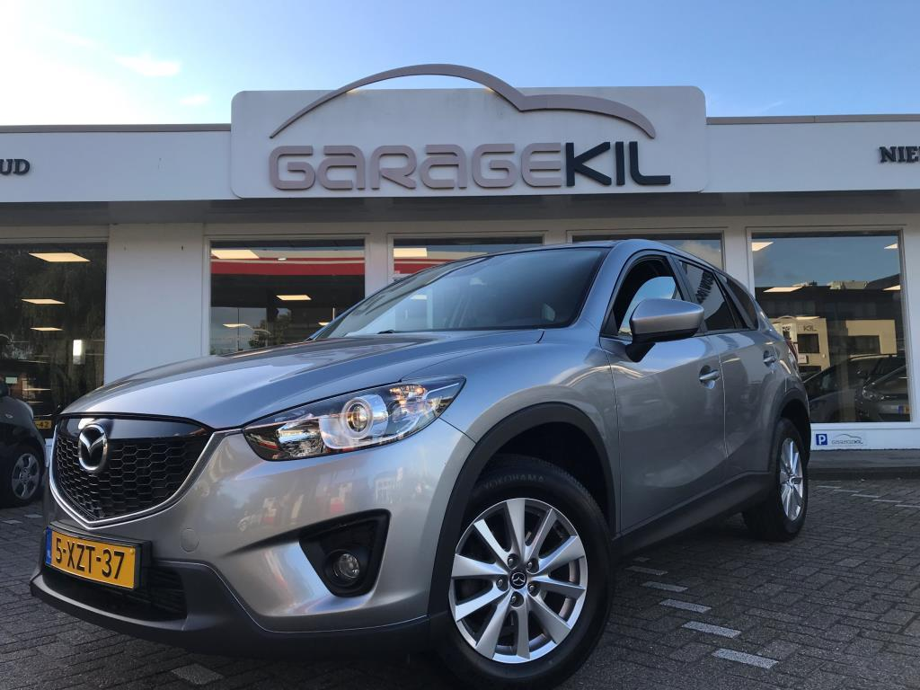 Mazda Cx-5 2.2d skylease 2wd org.nl