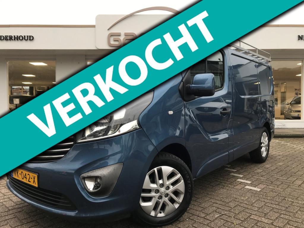 Opel Vivaro 1.6 cdti l1h1 sport ecoflex 140pk