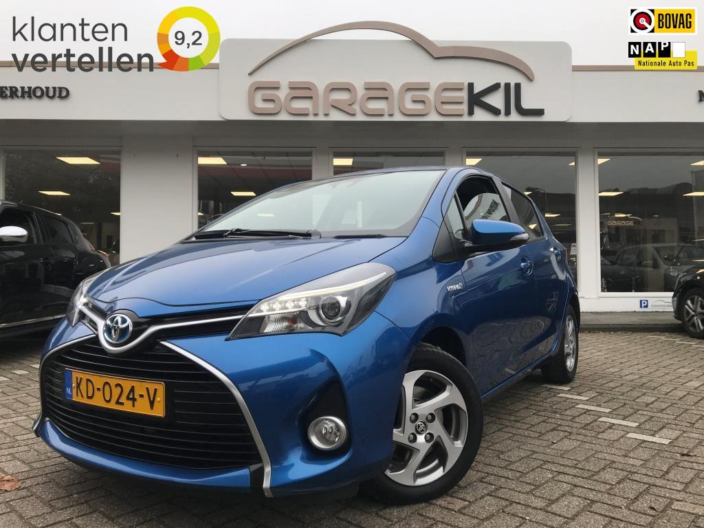 Toyota Yaris 1.5 hybrid trend org. nl