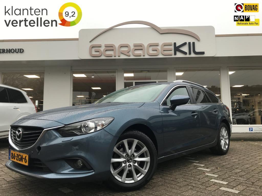 Mazda 6 Sportbreak 2.0 ts+ lease pack org nl