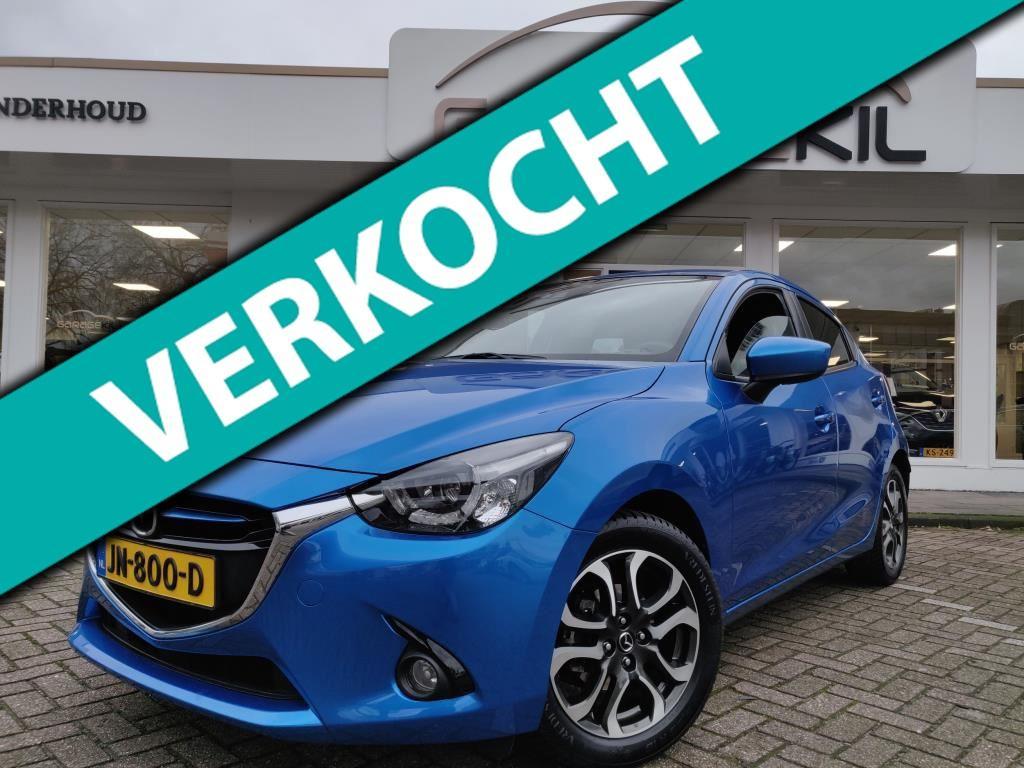 Mazda 2 1.5 skyactiv-g gt-m org. nl
