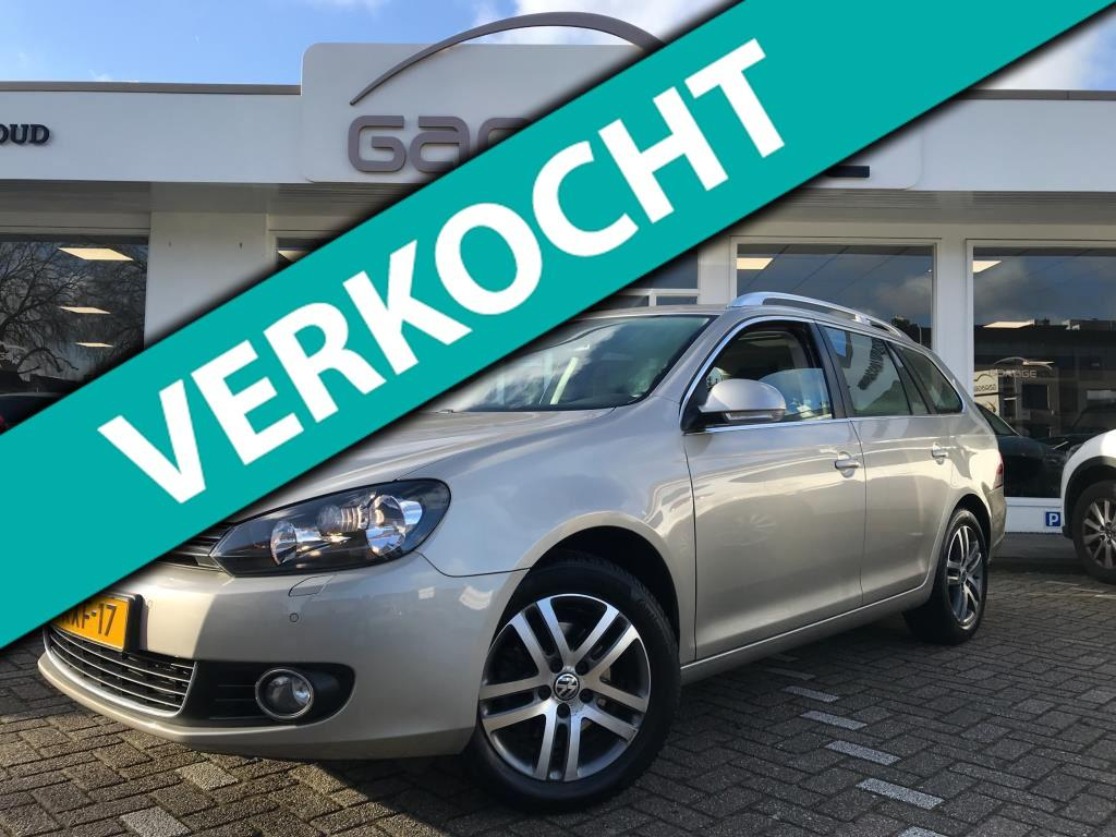 Volkswagen Golf Variant 1.2 tsi highline bluemotion org. nl