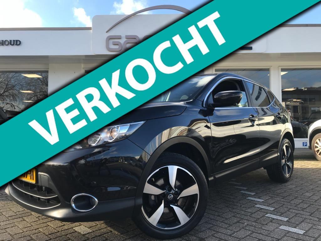 Nissan Qashqai 1.2 n-connecta org. nl