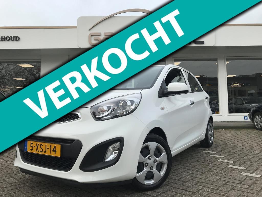 Kia Picanto 1.0 cvvt businessline org. nl