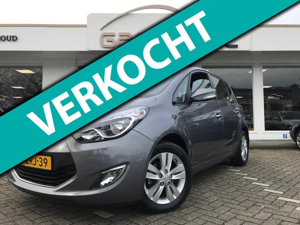 Hyundai Ix20 1.4i go! org. nl