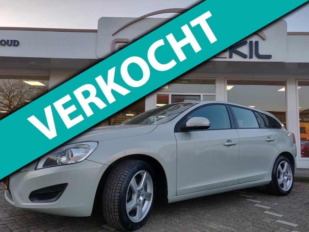 Volvo V60 1.6 t3 kinetic org. nl