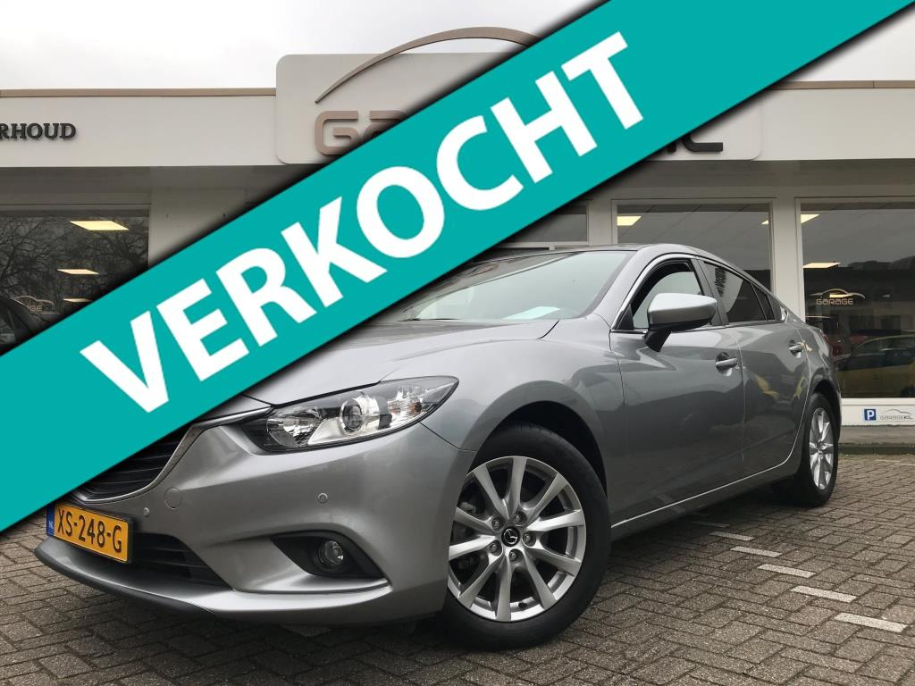 Mazda 6 2.0 hp ts+ lease pack navi