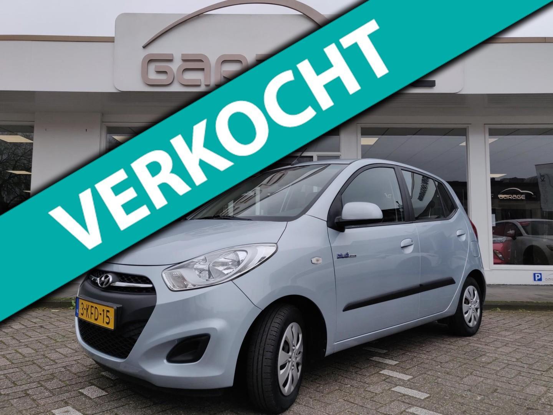 Hyundai I10 1.0 i-drive cool org. nl airco