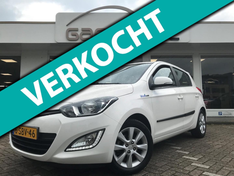 Hyundai I20 1.2i i-deal org. nl