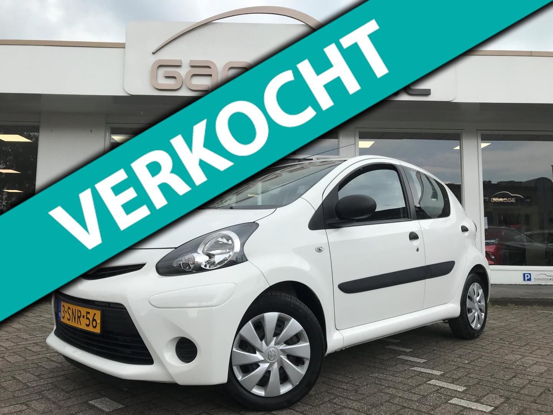 Toyota Aygo 1.0 vvt-i now org. nl