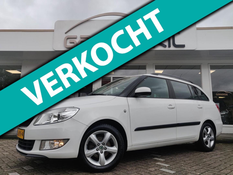 Škoda Fabia Combi 1.2 tdi greenline org. nl