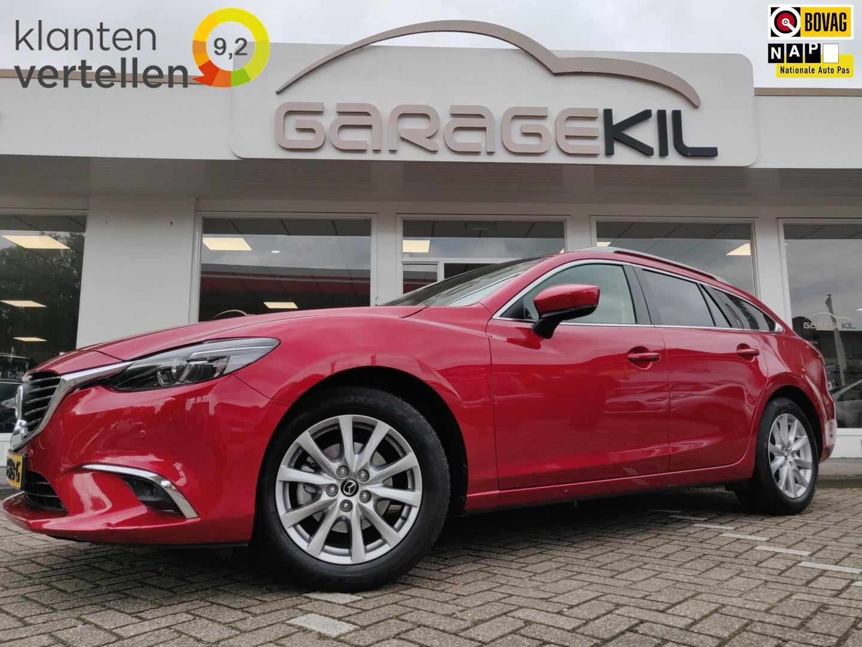 Mazda 6 Sportbreak 2.0 skyactiv-g 165 ts+ org. nl