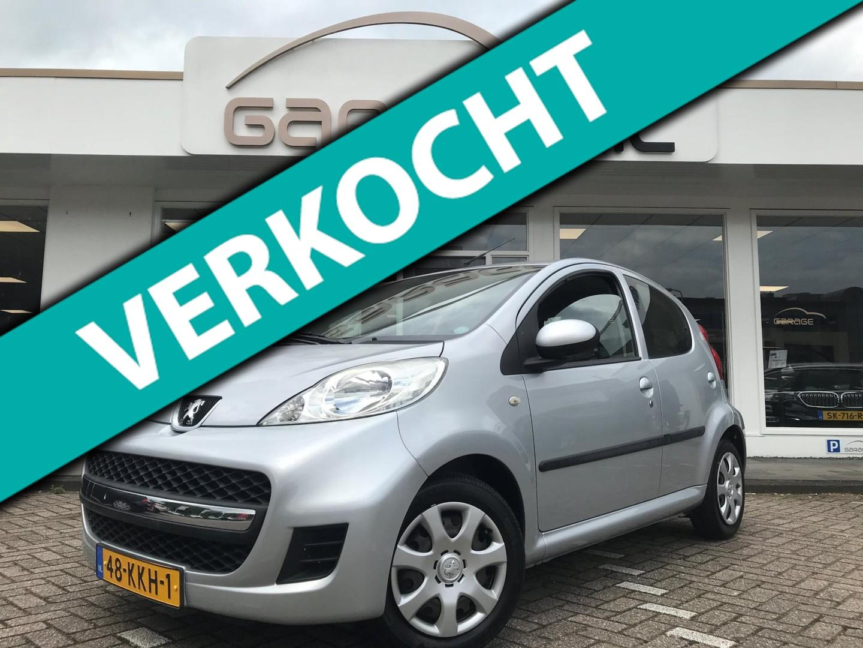 Peugeot 107 1.0-12v xs org. nl