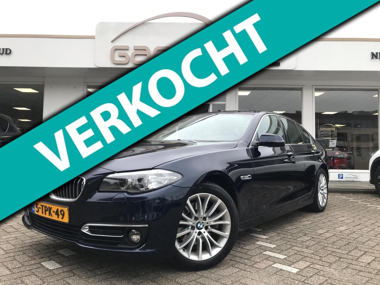 Bmw 5 serie 520i luxury edition org. nl