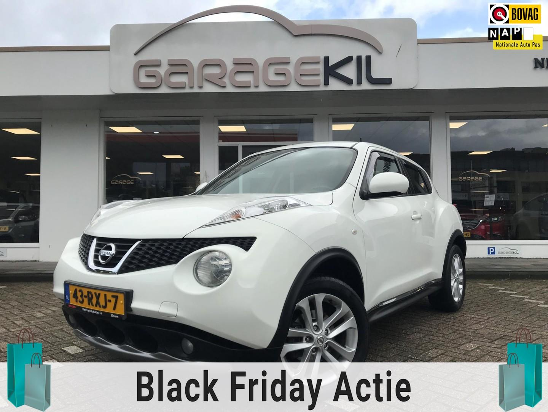 Nissan Juke 1.6 acenta eco org. nl