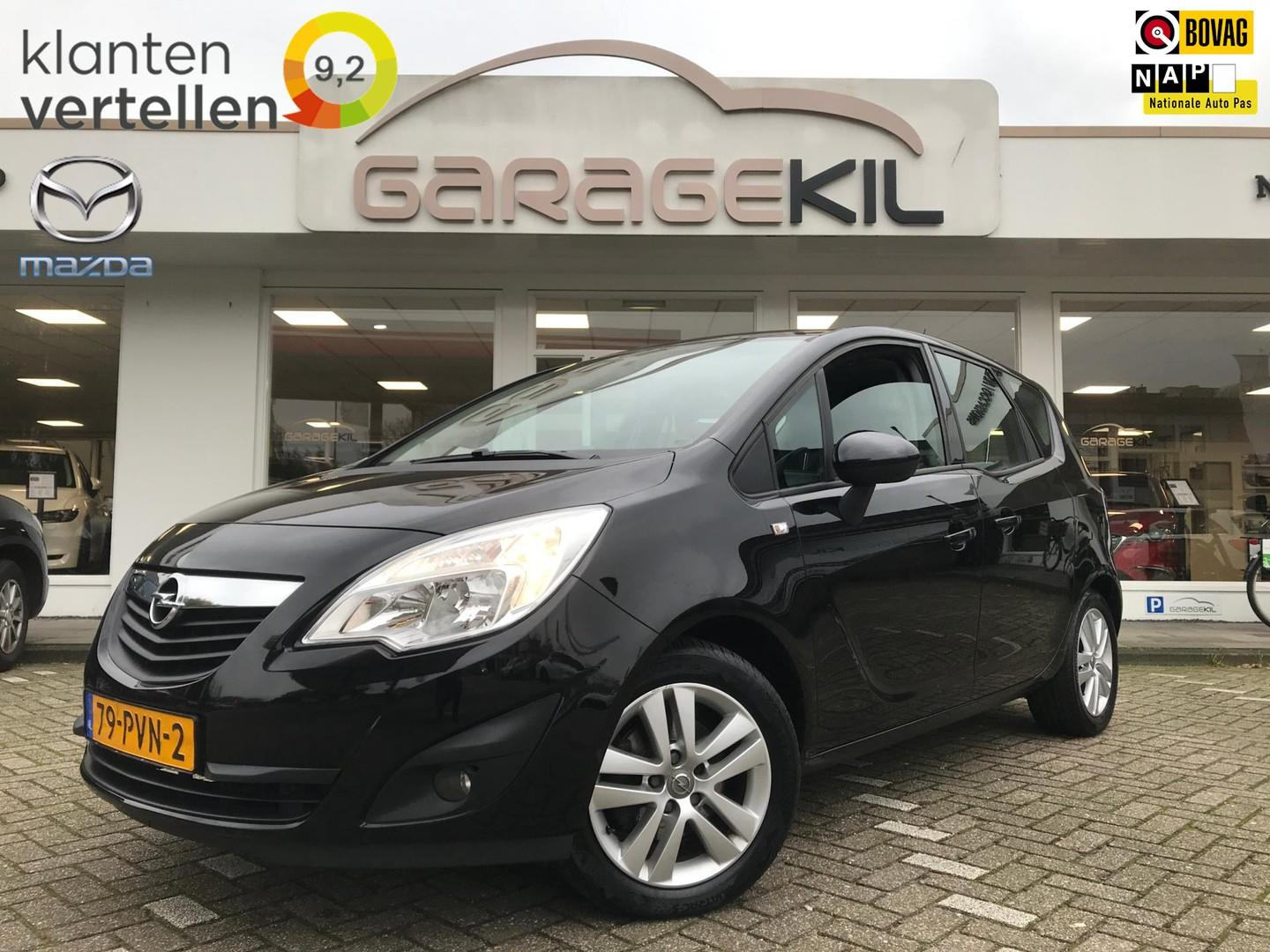 Opel Meriva 1.4 turbo edition org.nl