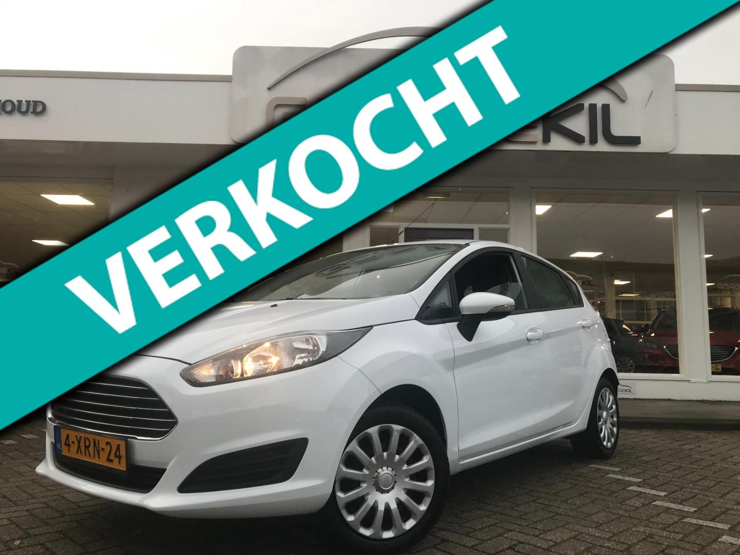 Ford Fiesta 1.0 style or.nl
