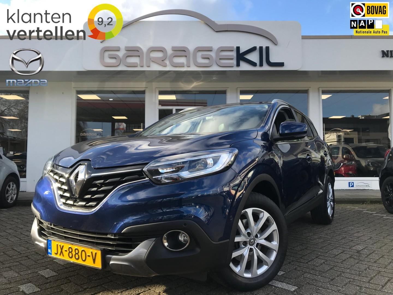 Renault Kadjar 1.2 tce intens org.nl