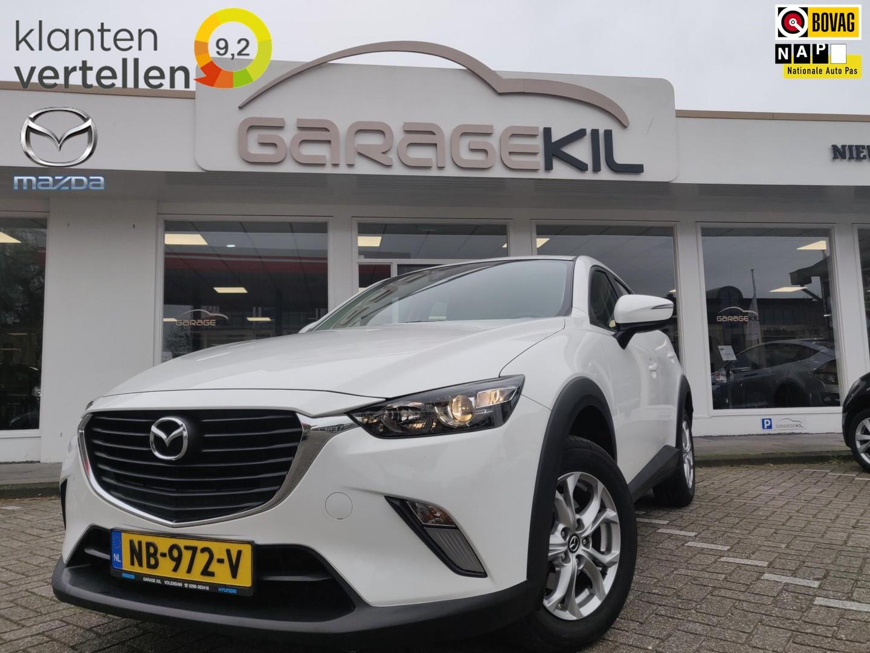 Mazda Cx-3 2.0 skyactiv-g 120 ts org.nl