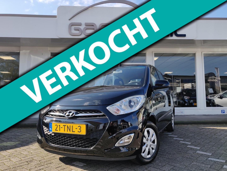 Hyundai I10 1.2 plus org.nl